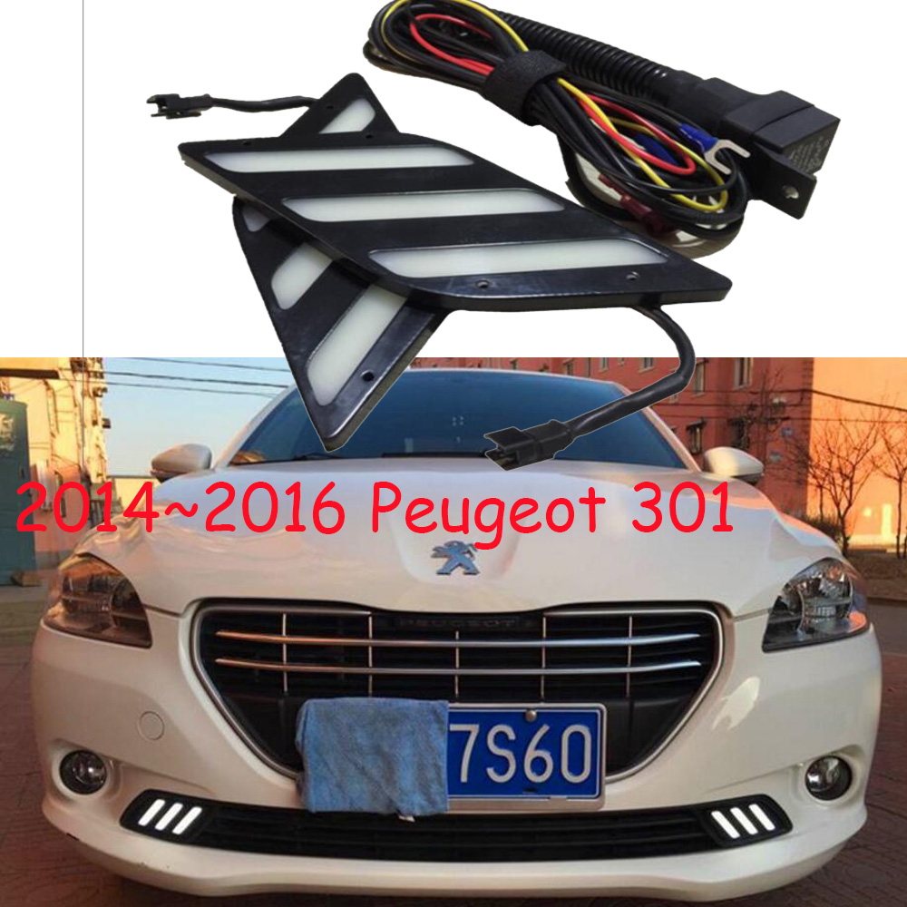 LED,2011~2015 Peugeo 301 daytime Light,Peugeo 301 fog light,Peugeo 301 headlight, 408 4008 508 Raid RCZ,Peugeo 301 Taillight