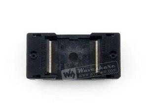 Parts TSOP56 TSOP OTS-56-0.5-01 Enplas IC Test Burn-In Socket Programming Adapter 18.4mm Width 0.5mm Pitch module tsop40 tsop ots 40 0 5 01 enplas ic test socket adapter 18 4mm width 0 5mm pitch