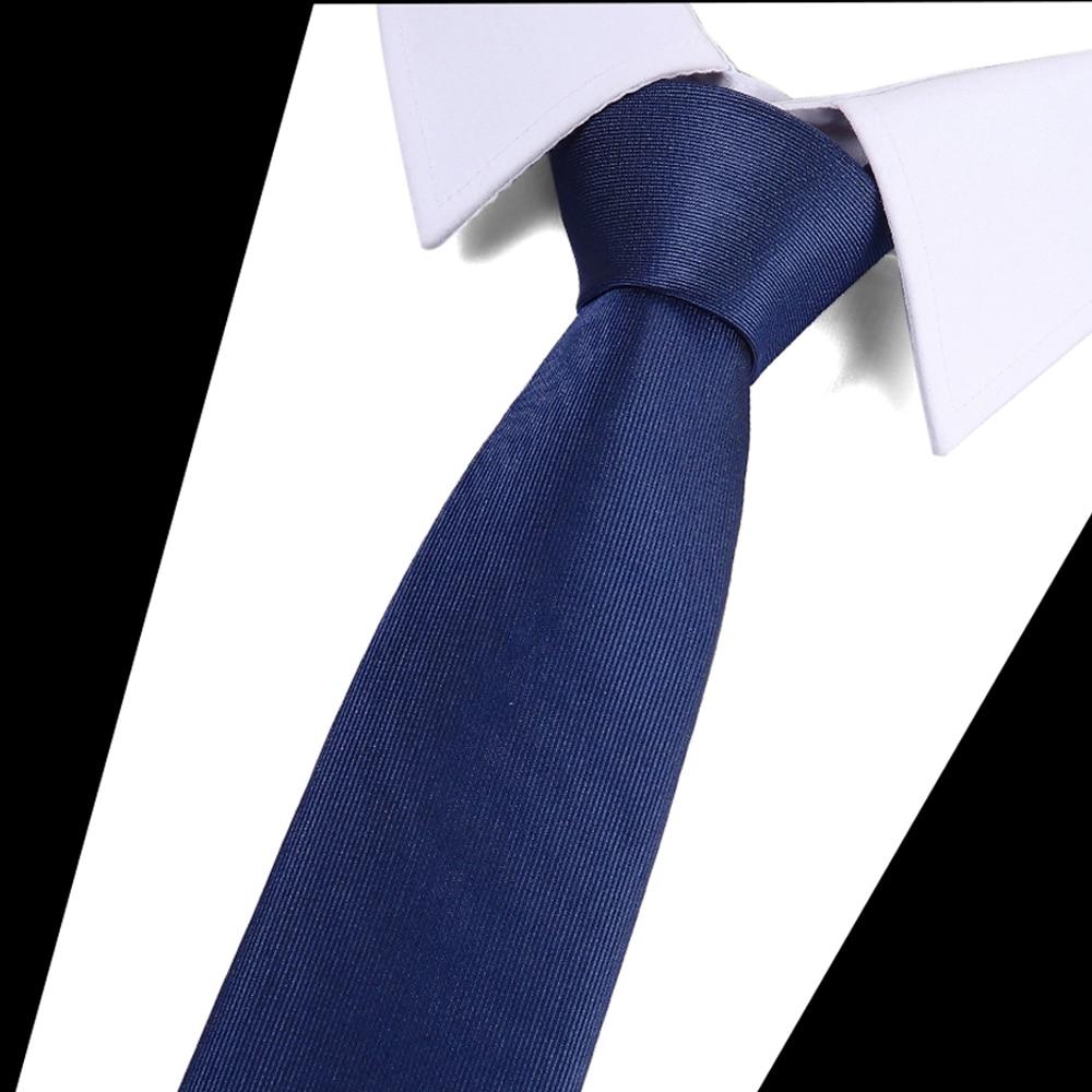 7 5cm Gravata Slim Tie Classic Business Casual Tie For Men Luxury Man Plaid Dot New Skinny Men Ties Hombre Neckties in Men 39 s Ties amp Handkerchiefs from Apparel Accessories