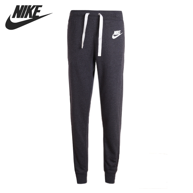 Original New Arrival NIKE AS W NSW GYM CLC PANT Women's Pants Sportswear nike w nsw gym vtng drss ss