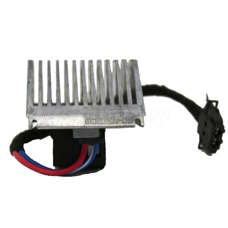 Blower Motor Resistor for VW Polo for Audi for Seat Ibiza for Skoda Fabia 6Q1907521B 6Q1907521A