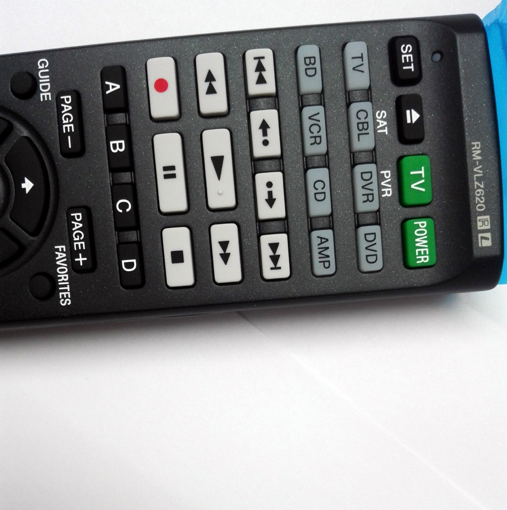 Universal Replacement Learning Remote Control Fit For RM-VLZ620 For SONY