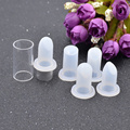 1 Set Make Up Tools Lipstick Silicone Mold Soap Fondant Mould Decorating Baking Cake Tool