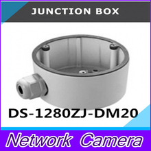 DS-1280ZJ-DM20 Junction Box Bracket CCTV Camera Accessories Conduit Base For 2CD27xx series Dome Camera