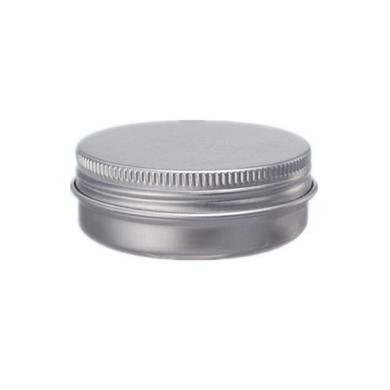 все цены на Hot Sale 50pcs/lot 30g aluminum jars 1oz silver aluminum cream jars 30ml aluminum tin container 30ml aluminum tin can онлайн