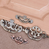 Antique Cabinet Door Pulls Symmetry Dresser Drawer Handle Shoe Wardrobe Closet Furniture Hardware Home Improvement