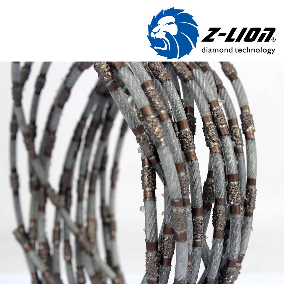 Aliexpress.com : Buy Z LION 4.0mm Brazed Diamond Wire Sawing Finest ...