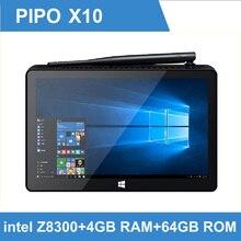 PIPO X10 Tablet computer, Mini PC 10.8inch Intel Z8300 Windows 10 4GB/64GB Windows PC Computer