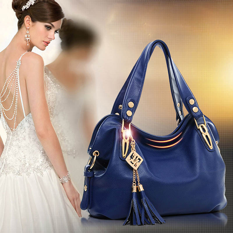 Ladies Special ! 2017 New Arrival Luxury Lady Leather Messenger Bag +4 Colors Women Shoulder Satchel Tote Handbag bolsa feminina women shoulder bag top quality handbag new fashion hot lady leather purse satchel tote bolsa de ombro beige gift 17june30