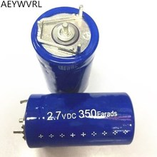 Супер конденсатор Fala конденсатор 350F 2,7 V 350F 2.7V350F 350F2. 7 V 35X60 MM