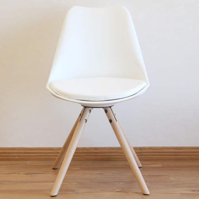 Ikea Leren Stoel.Eamoiis Plastic Stoelen Houten Stoelen Ikea Moderne Mode