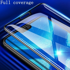 Image 3 - 6D Protective Glass for Huawei Honor 9X 9X Pro Screen Protector Honor V20 On Tempered Glass for Huawei Honor 7X 8X 9X 10 Lite