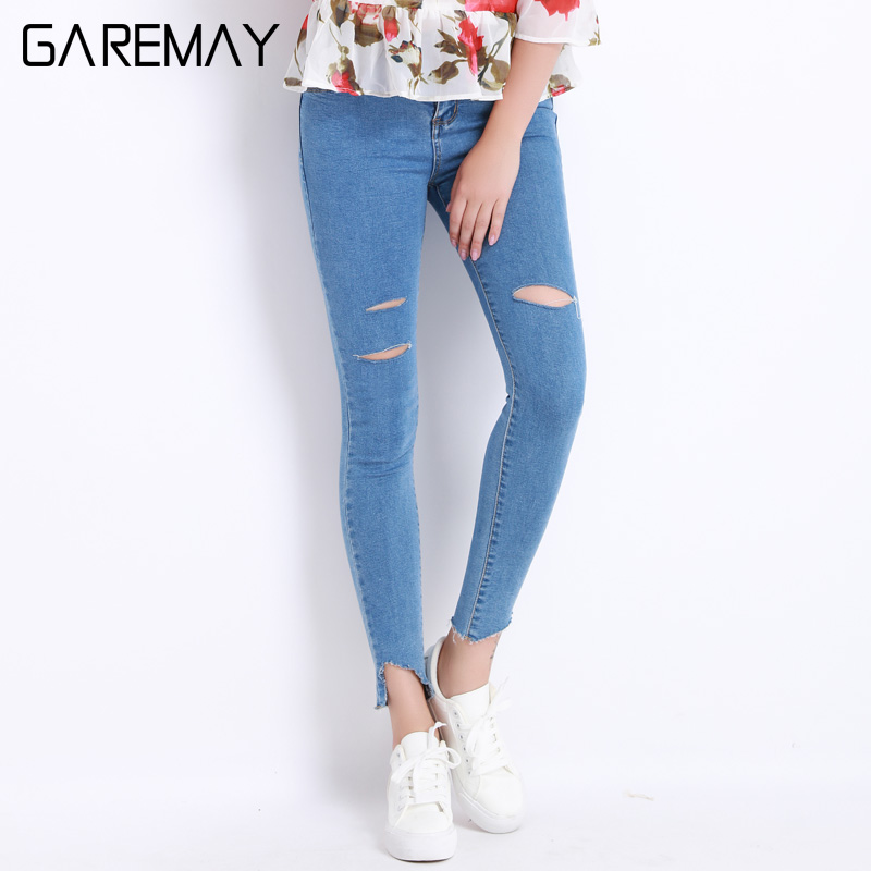 Online Get Cheap Destroyed Skinny Jeans Women -Aliexpress.com ...