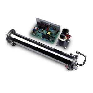 Image 2 - 슈퍼! 60g 오존 발생기 산업 수처리 공기 오존 탈취제 색상 표백 장수명 + 무료 배송