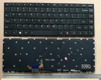 Backlit US new laptop keyboard for Lenovo YOGA 700 14 700 14ISK black English