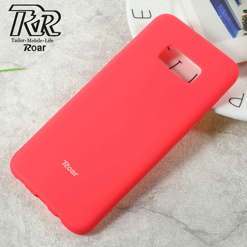 for Samsung Galaxy S8 Case 5.8'' Roar Korea All Day Jelly