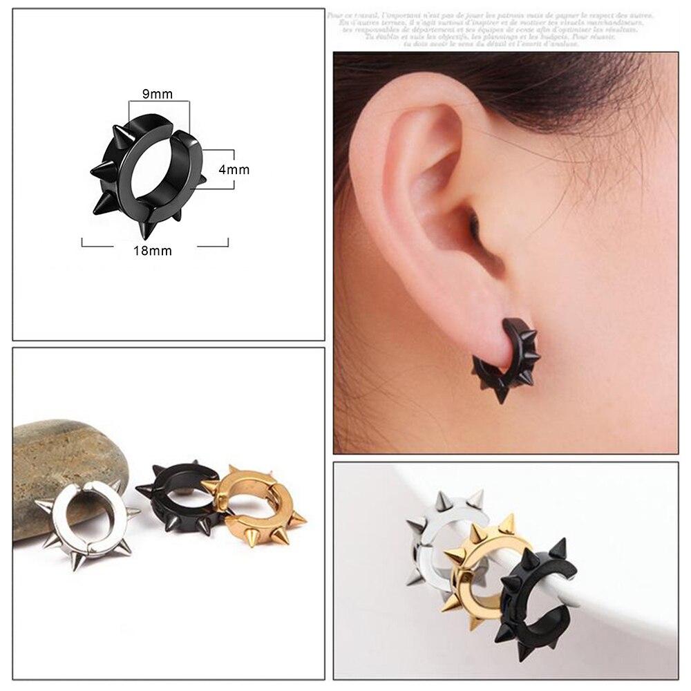 ZP-ES014-2 Stainless Steel Earring