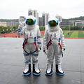 2016 Hot Sale ! High Quality Space suit mascot costume Astronaut mascot costume with Backpack with LOGO glove,shoes