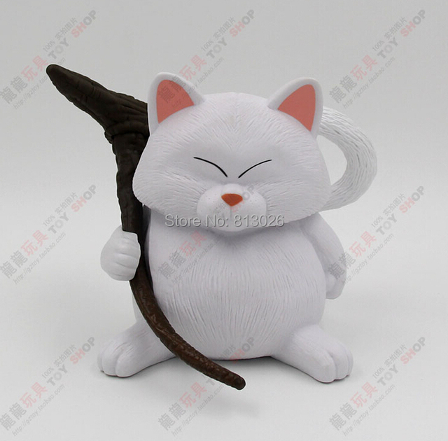 Dragon Ball Z Cat Karin Action Figure PVC Collection Figure Toy