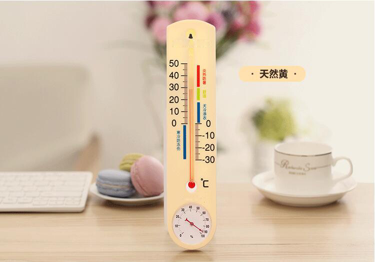 Wall Temperature Meter Humidity hygrometer thermometer tester Indoor Room Outdoor High-precision home drugstore