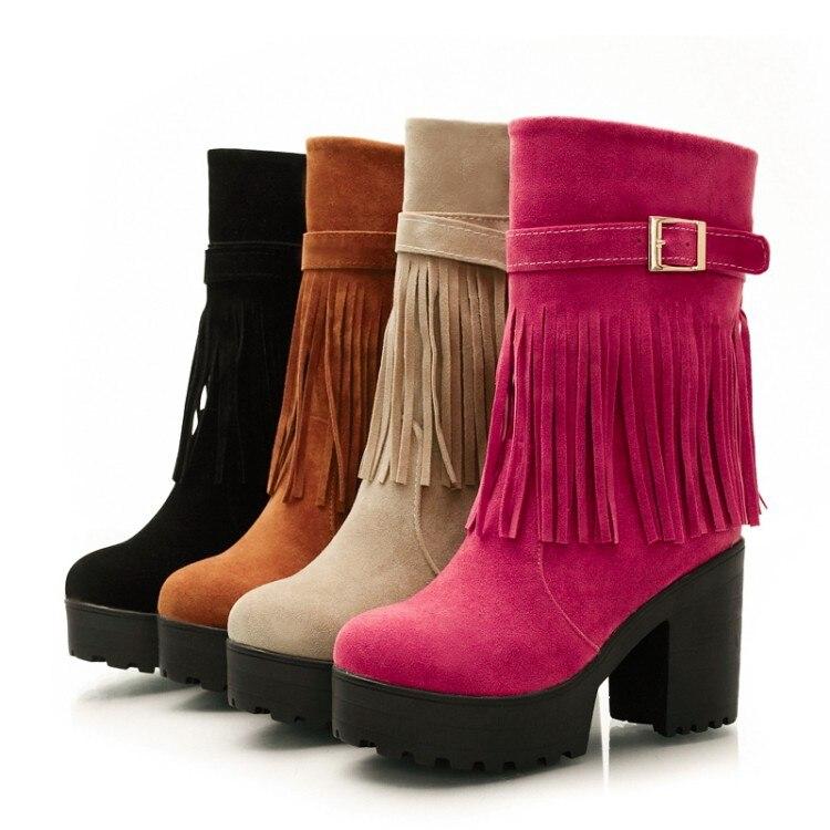 Winter Boots Botas Mujer Shoes Women Fashion Motocicleta Mulheres Martin Outono Inverno Botas De Couro Boots Femininas Hle-q3 shoes woman fashion motocicleta mulheres martin outono inverno botas de couro boots femininas botas women boots canvas 9302