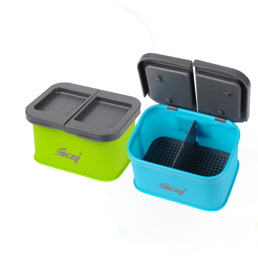 Popular worm bait box buy cheap worm bait box lots from for Fishing worm box