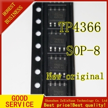 100PCS/LOT TP4366 4366 SOP 8 is filled with 1A four lamp to display mobile power IC