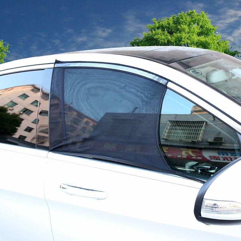 Авто Шторы лобового стекла Зонт Черный Шторы s Шторы боковое окно УФ-защита щит козырек Блок автомобилей козырек от солнца