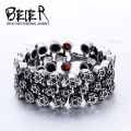 Beier 316L Stainless Steel bracelet punk  Bracelet For Biker Man Unique Design Jewelry Bracelet For Boy BC8-013