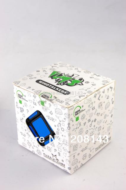 Maestro Lanlan Skewb Cubo Mágico Plástico de Inclinación Negro Twisty Juguete Educativo Del Envío Libre cubo mágico para Speedcubers Venta Caliente