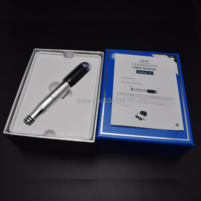 Rechargeable Makeup Pen Professional Permanent Makeup Machine (Built-In Battery)
