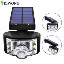 8 LED Solar Light Adjustable Lighting Angle Solar Power Lights Wireless Outdoor Waterproof Garden Wall Security Lighting Lamp(China)