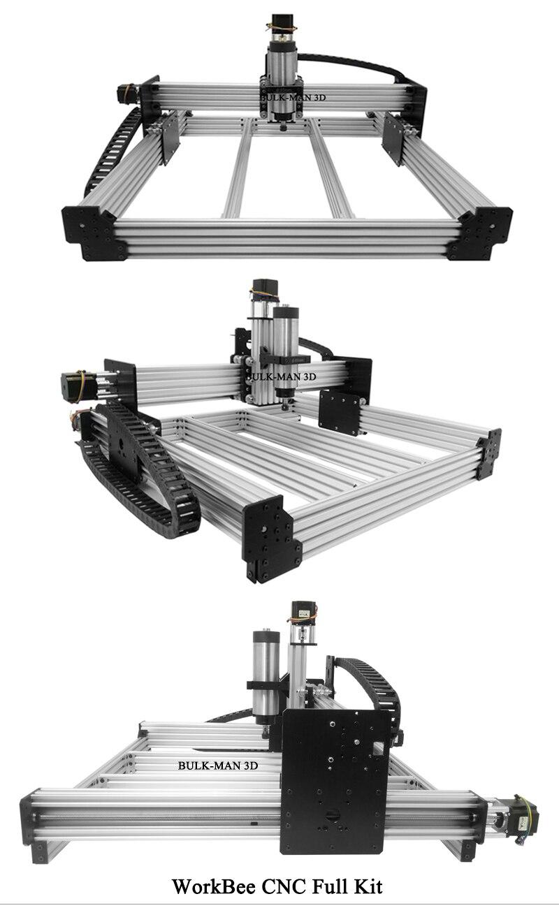Openbuilds WorkBee CNC Full Kit 0