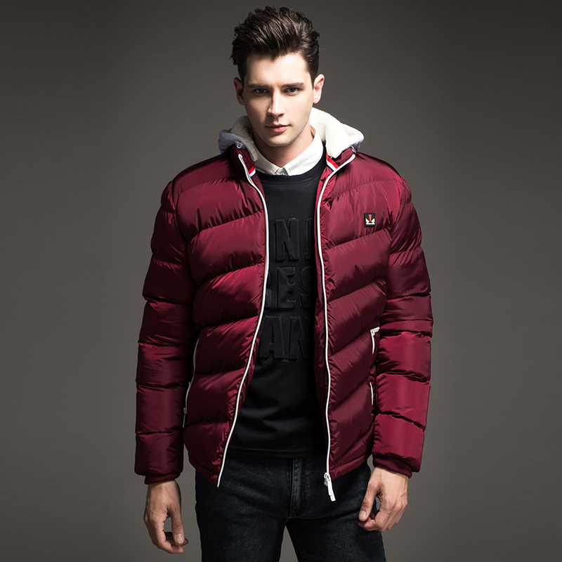 Free Shipping 2015 New Arrive Winter Mens Jackets And Coats Fleece Hooded Casual Men clothing Male