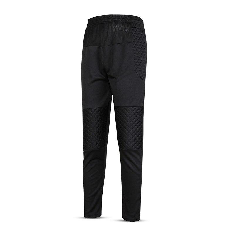 2017 Sponge Soccer Goalkeeper Training Pants Boy Kids Slim Skinny Men Football GoalKeeper Trousers Sport leggings Training Pants