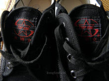 Black Color Shaolin Monk Training Feiyue Shoes Tai Chi Martial Arts Taekwondo Karate Kung fu