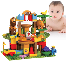 63-109PCS Building Blocks Marble Race Run Maze Ball Track Funnel Slide Toy For Child Assemble Compatible Blocks night fortress hot game model building blocks toy le compatible with weapons action figure toy for child assemble jm 52