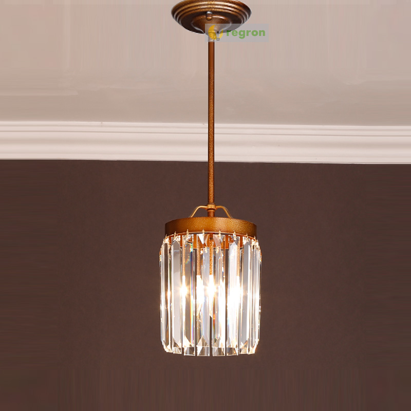 American Vintage lamp Nordic rustic hallway Led Ceiling Light stairs cloakroom crystal small lamps Home Lighting ceiling light lamp for entrance led lamps bathroom chandelier ceiling led nordic bathroom lamp hallway dining room lighting