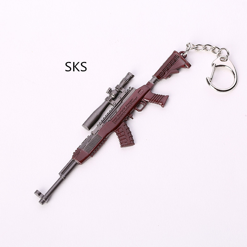Weapon Keychains (33)