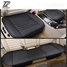 ZD новые чехлы для сидений автомобиля из искусственной кожи для Mercedes Benz W203 W211 W204 W210 AMG BMW F10 E34 E30 F20 X5 E70