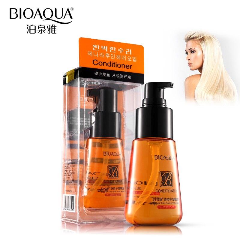 BIOAQUA Hair Nourishing Nutrition Essential Oil Moist Dispos