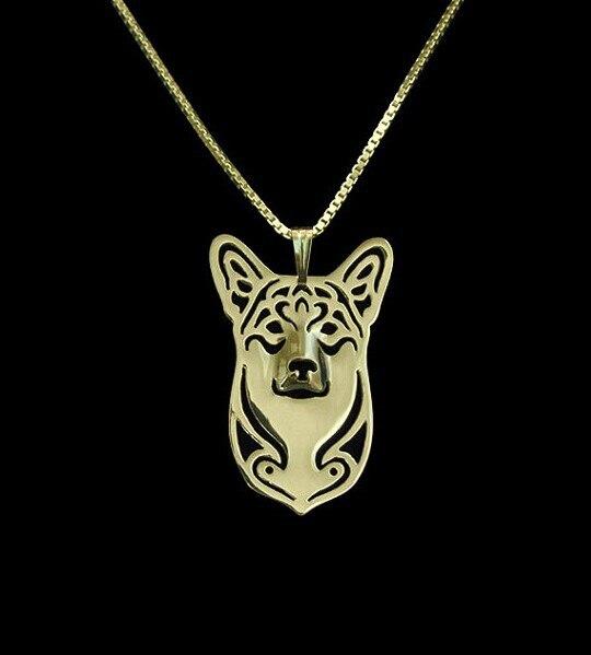 Купить украшения для женщин pembroke welsh corgi ожерелье подвеска