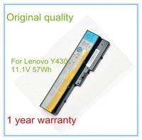 New original laptop battery for L08S6D01 L08O6D01 Y430 Y430A Y430G V450 V450A V430 V430A Batteries