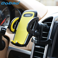 Smartphone Car Air Vent Mount Holder Cradle For iphone SE 6s 6 Plus 6 5s 5 4s 4 Samsung Galaxy S6 S5 S4 LG Nexus Sony leagoo m5