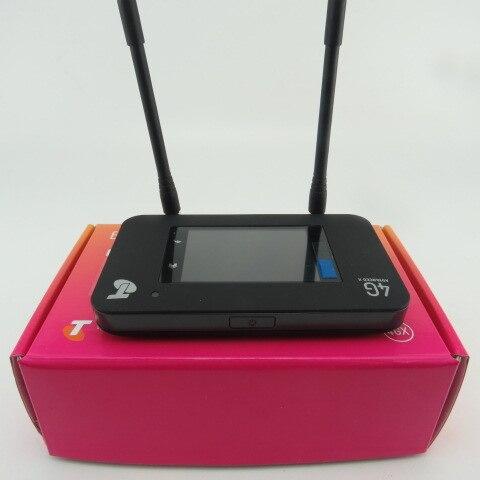 Routeur netger AC790S 4g cat6 débloqué routeur à écran tactile 300 mbps dongle Sierra avec gps avec antenne 2 pièces