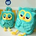 Плюшевые сова рюкзак дети рюкзаки детские сумки студенты мальчик игрушка рюкзак