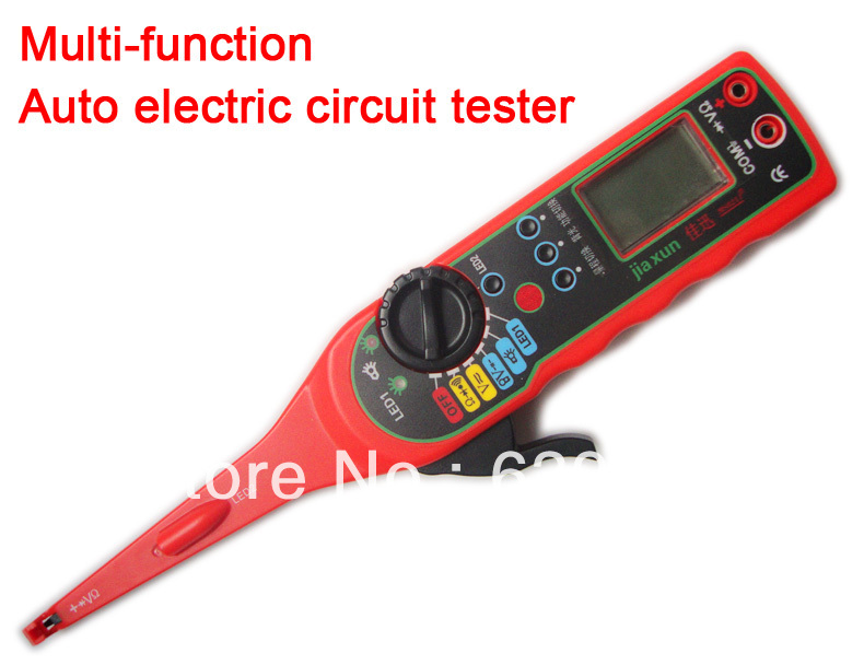 2013 car multi function power electric circuit tester fast detect rh aliexpress com