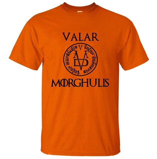 Valar Morghulis  T-Shirts  4