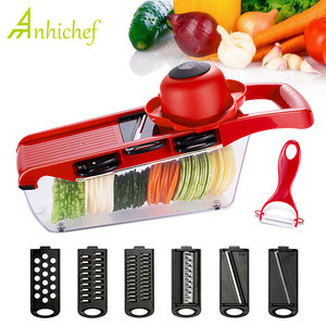 Manual Vegetable Cutter With S