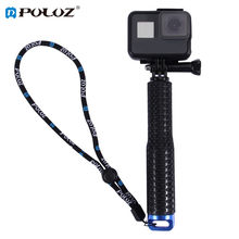 PULUZ Handheld Pole Monopod Selfie Stick for GoPro HERO5 HERO4 Session HERO5 4 3 2 1SJ4000 SJ5000 19-49cm For Go Pro Accessories(China)